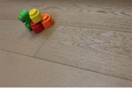Natural Engineered Oak UK Grey UV Oiled 15/4mm By 260mm By 2200mm