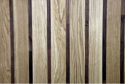 Full Stave Premium Oak American Walnut Worktop 40mm By 750mm By 2000mm