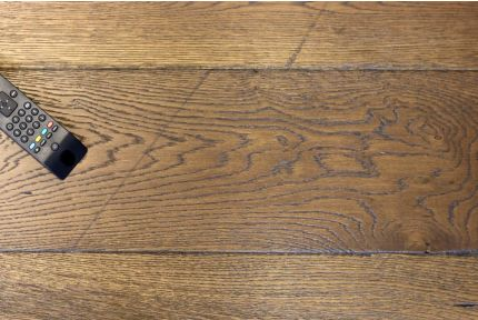 Natural Engineered Flooring Oak Reclaim Brown UV Oiled 20/6mm By 190mm By 1900mm