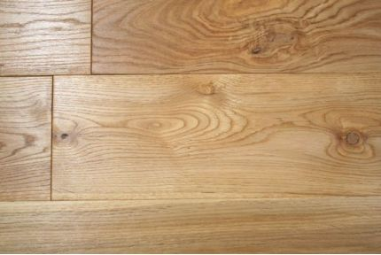 Natural Solid Oak Hardwax Oiled 20mm By 160mm By 300-1200mm