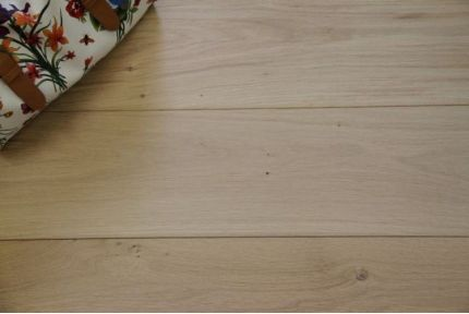 Prime Engineered Oak Brushed Unfinished 15/4mm By 200mm By 1800-2200mm