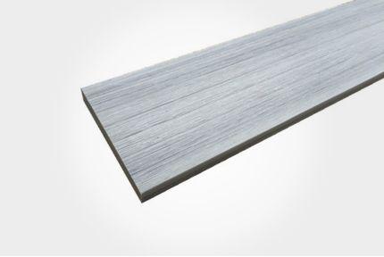 Fascia Decking Composite Supremo Silver Grey 2900mm
