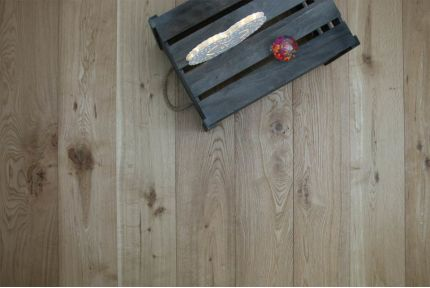 Select Engineered Oak Brushed UV Oiled 14/3mm By 190mm By 1900mm
