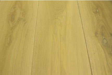 Natural Engineered Flooring Oak Brushed UV Lacquered 14/3mm By 190mm By 400-1500mm