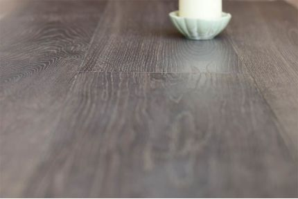 Natural Engineered Flooring Oak Cemento Hardwax Oiled 16/4mm By 220mm By 1500-2400mm