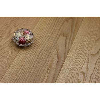 Natural Solid Oak Brushed Hardwax Oiled 20mm By 120mm By 300-1200mm