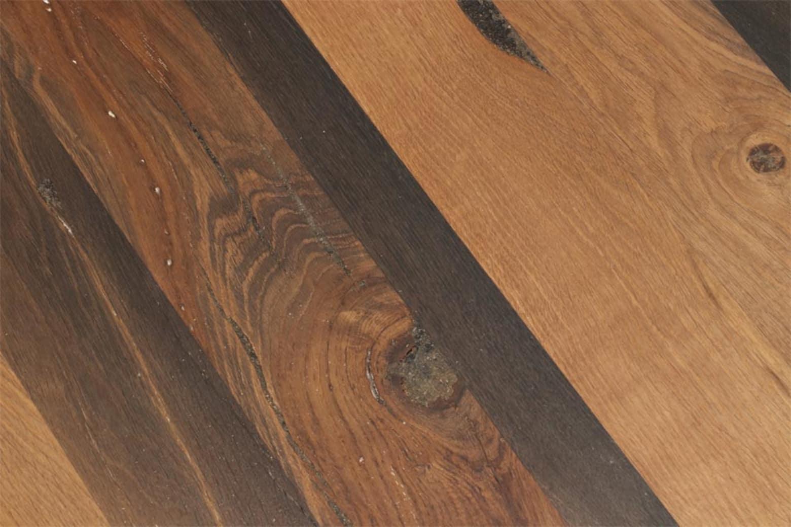 Full Stave Premium Bog Oak Worktop 25mm By 620mm By 2300mm