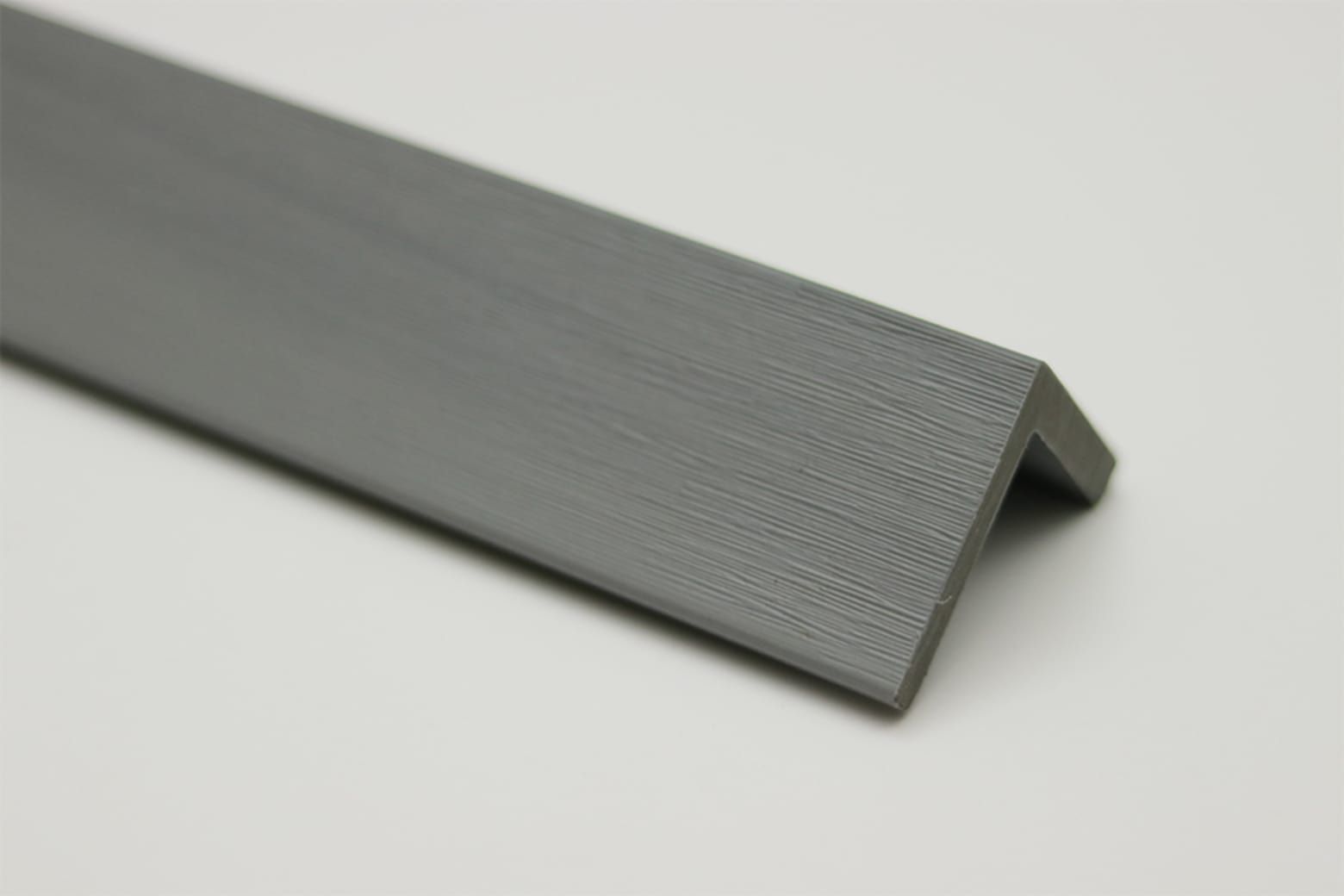 Fascia Decking Composite Supremo Silver Grey 50mm 50mm 1000mm