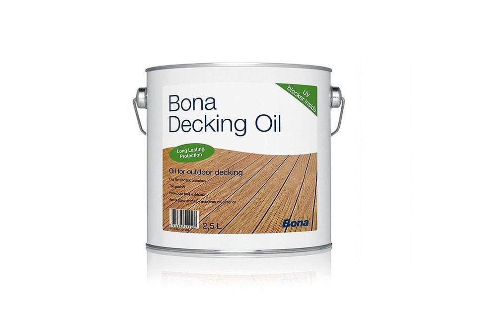 Bona Decking Oil Neutral 2 5 L
