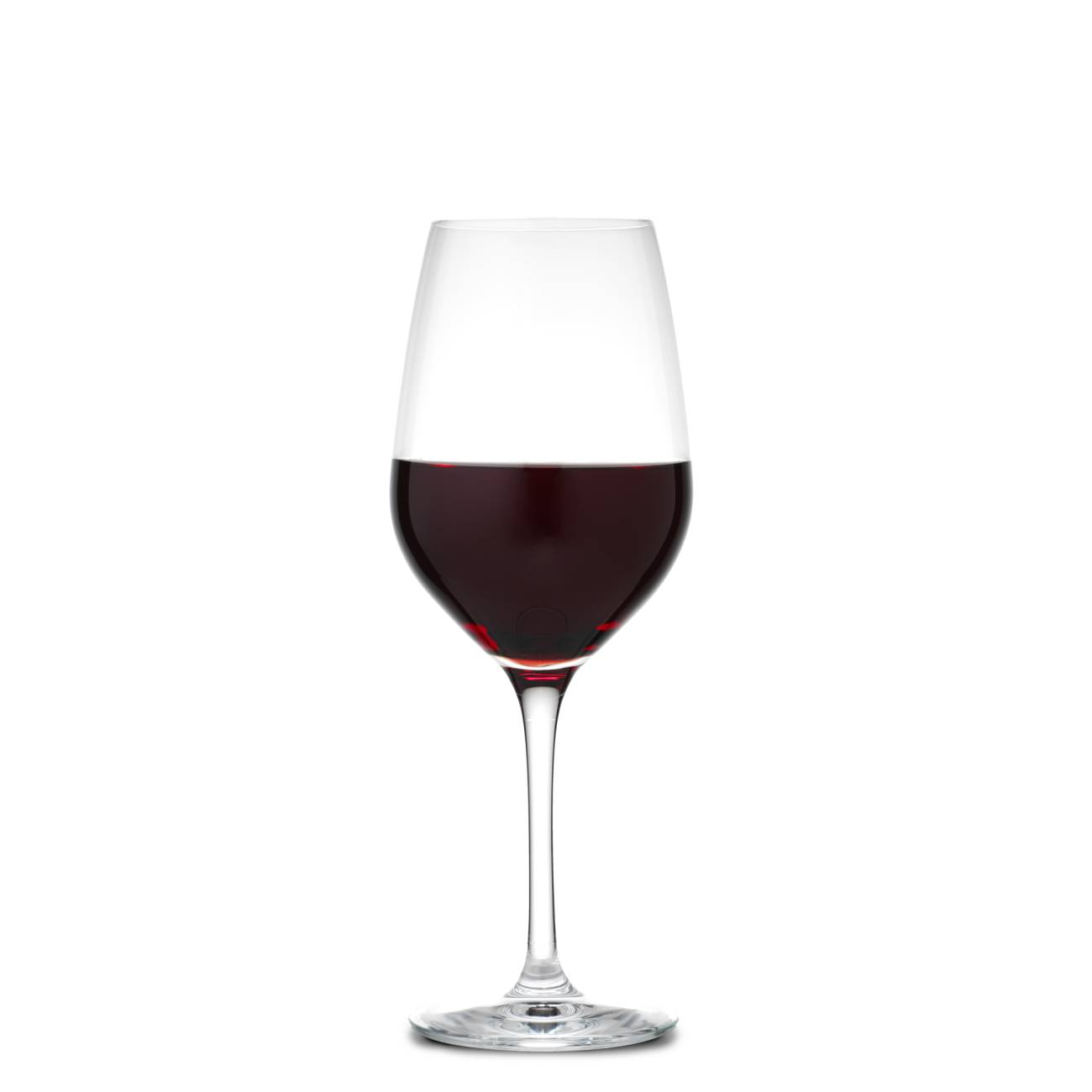 Union Red glass