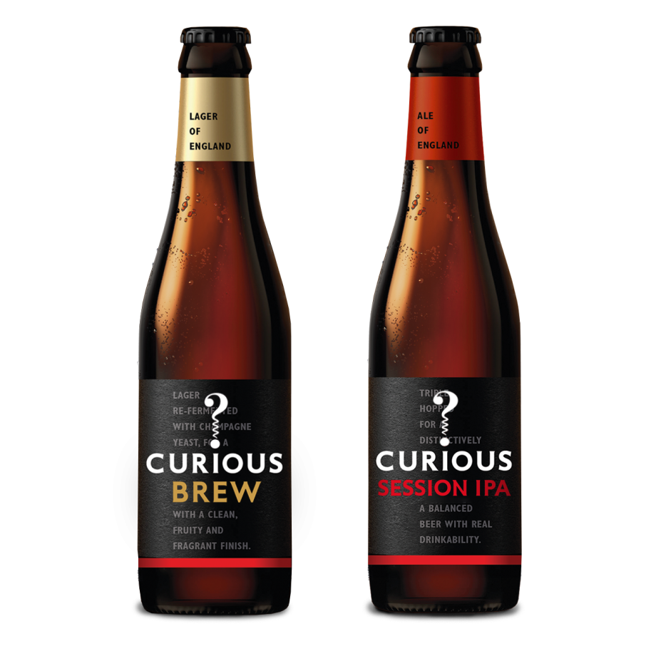 Curious Brew & IPA Mixed Case