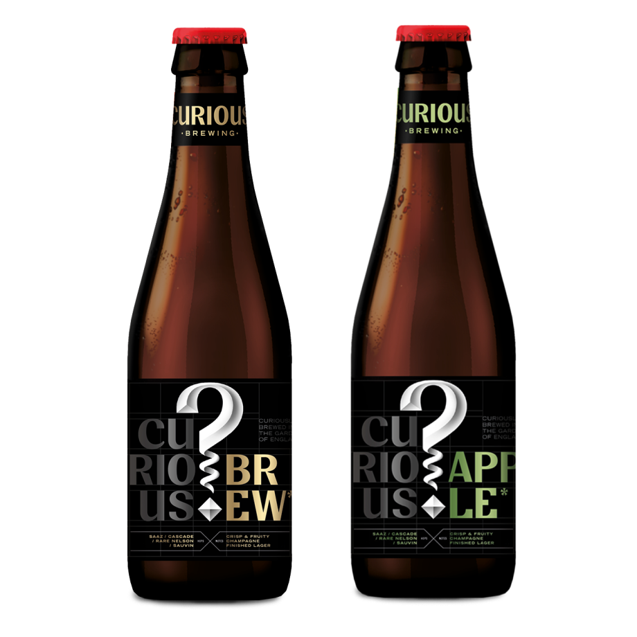 Curious Brew & Curious Apple