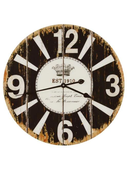 Lorenzongift orologio in vetro
