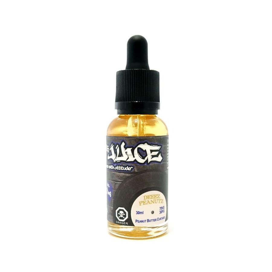 OG Juice Deeez Peanutz E-Liquid - 30ml