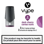 Vype ePen 3 Dark Cherry Cartridges (2pk)