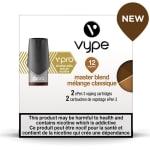 Vype ePen 3 vPro Master Blend Cartridges (2pk) (vPro 12mg)
