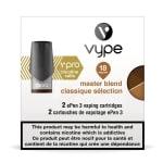 Vype ePen 3 vPro Master Blend Cartridges (2pk) (vPro 18mg)