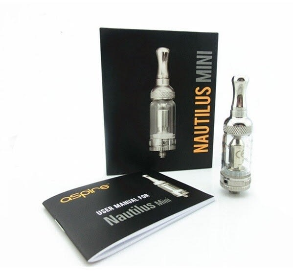 Le kit Aspire Nautilus Mini