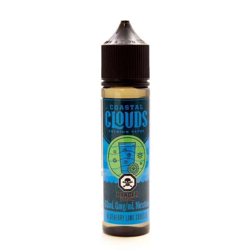 Blueberry Limeade E-Juice by Coastal Clouds - 60mL