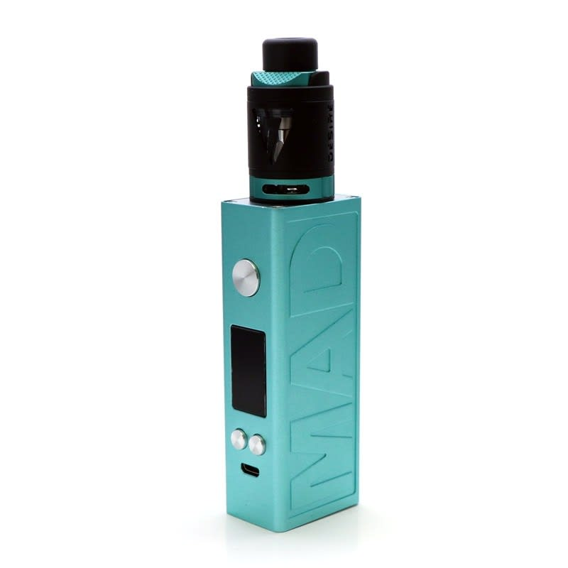 Desire Design Mad Mod Kit with M-Tank - Tiffany Blue