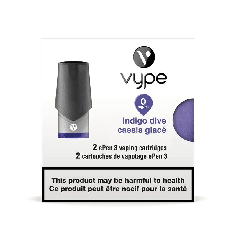 Vype ePen 3 Indigo Dive Cartridges (2pk)