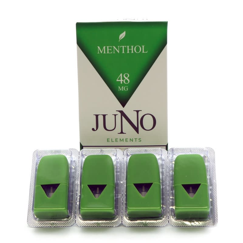 Juno Pods: Signature Collection - Menthol (4pk)