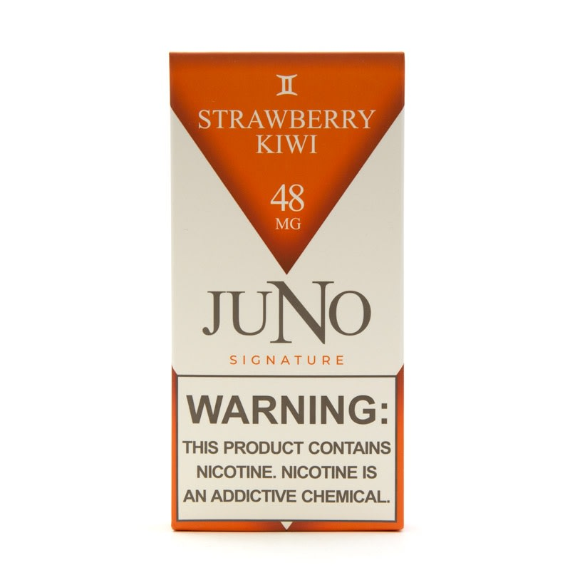 Signature Collection Juno Pods: Gemini - Strawberry Kiwi (4pk)