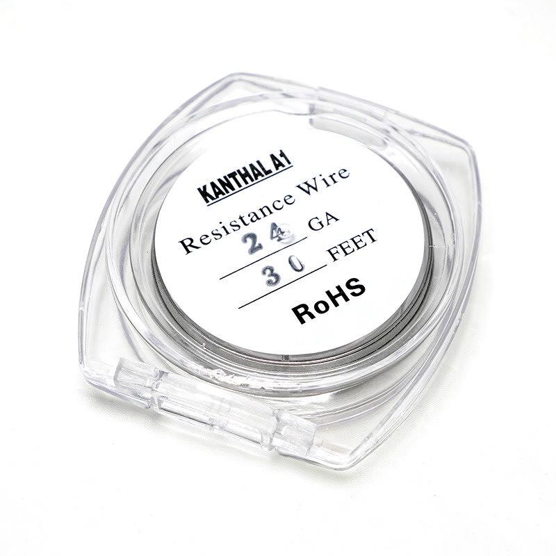 Kanthal Wire 24ga - 30ft