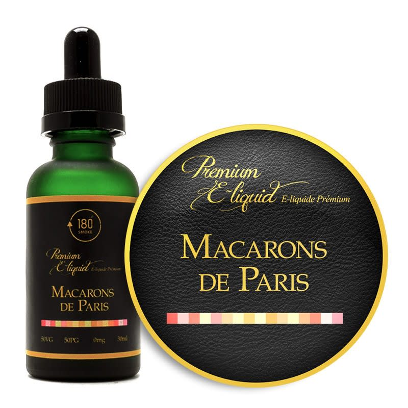 Macarons de Paris Premium E-Juice - 30ml