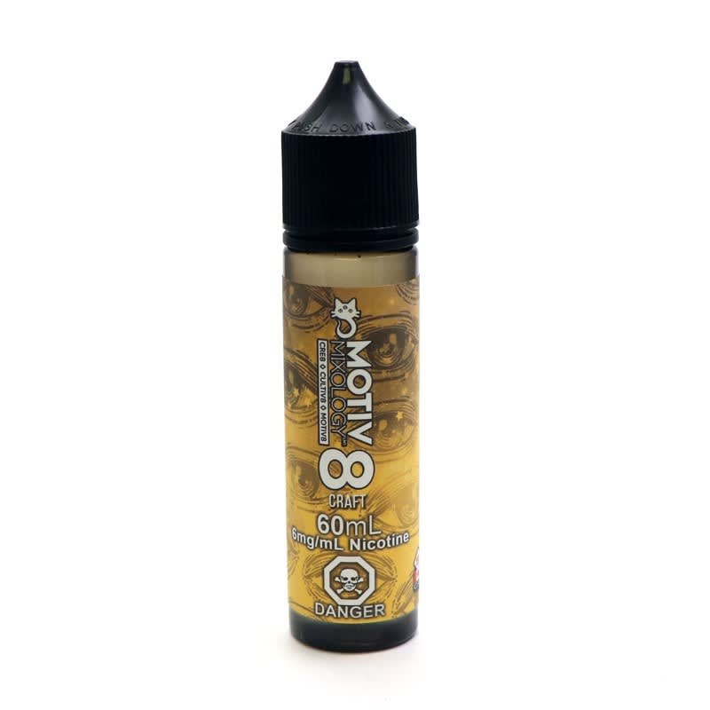 Craft E-Juice by Motiv8 Mixology - 60mL