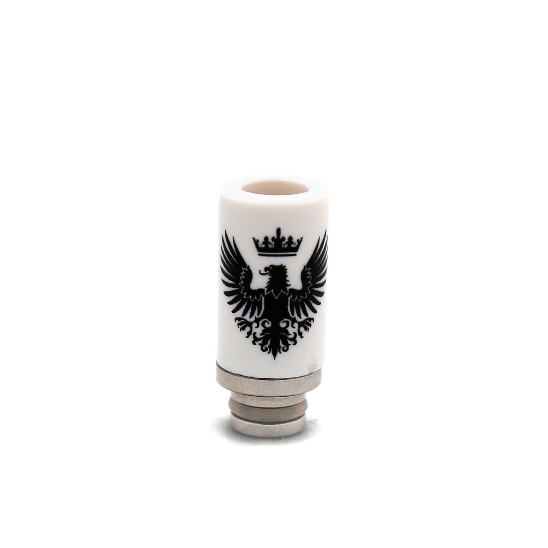 Porcelain Eagle Drip Tip