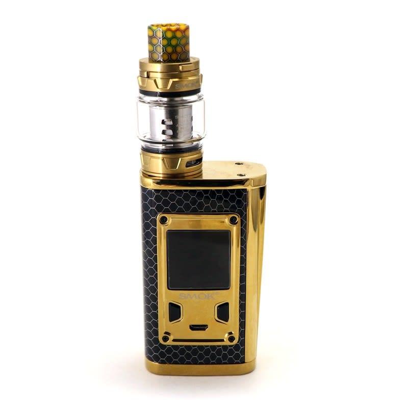 SMOK Majesty Kit Luxe Edition - Prism Gold & Black Cobra