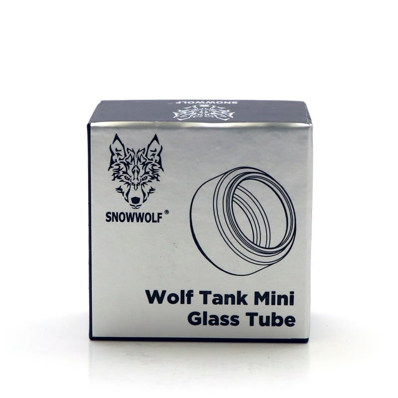 SnowWolf Wolf Tank Mini Replacement Glass