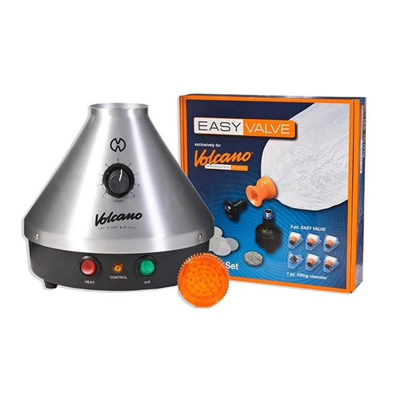 Classic Volcano Vaporizer with Easy Valve Starter Kit