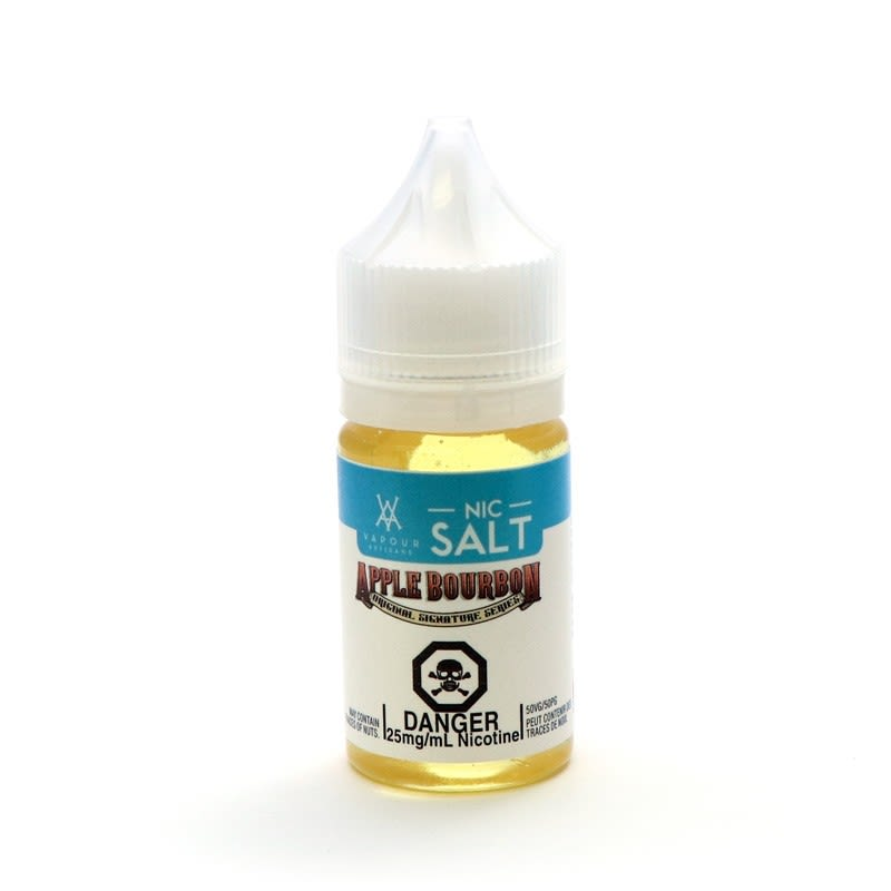 Apple Bourbon Nic Salt E-Liquid by Vapour Artisans (30mL)