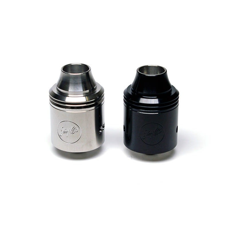 Wismec Indestructible RDA by Jay Bo Designs