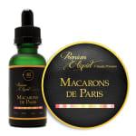 Macarons de Paris Premium E-Liquid 30ml Coconut Macaroon E-Juice