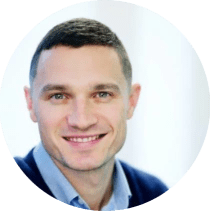 Aaron MacRae, Marketing and Retention Manager, LUCRF Super