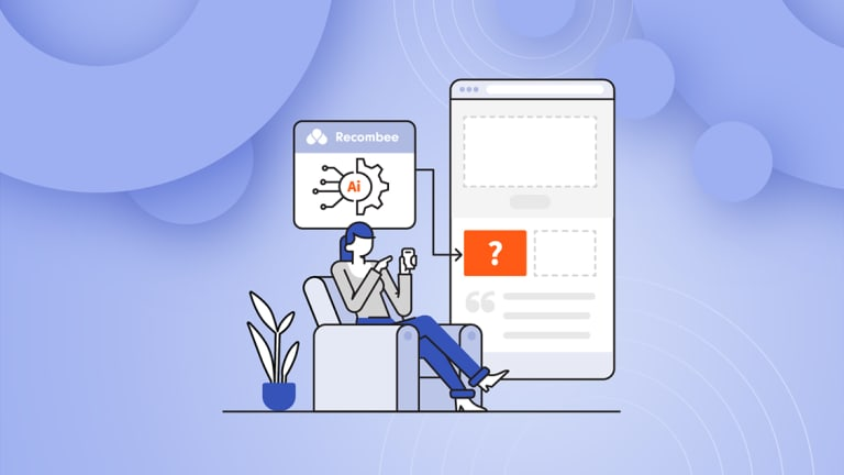 Kentico Xperience and Recombee: Guide to one-on-one content personalization