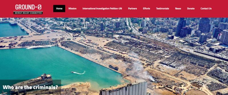 Ground Zero Beirut