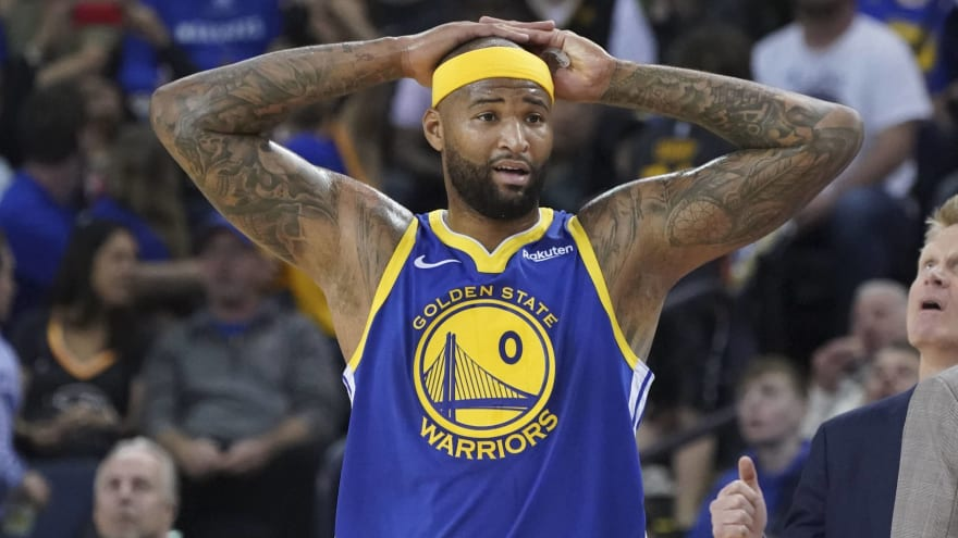 DeMarcus Cousins suffers torn ACL during workout