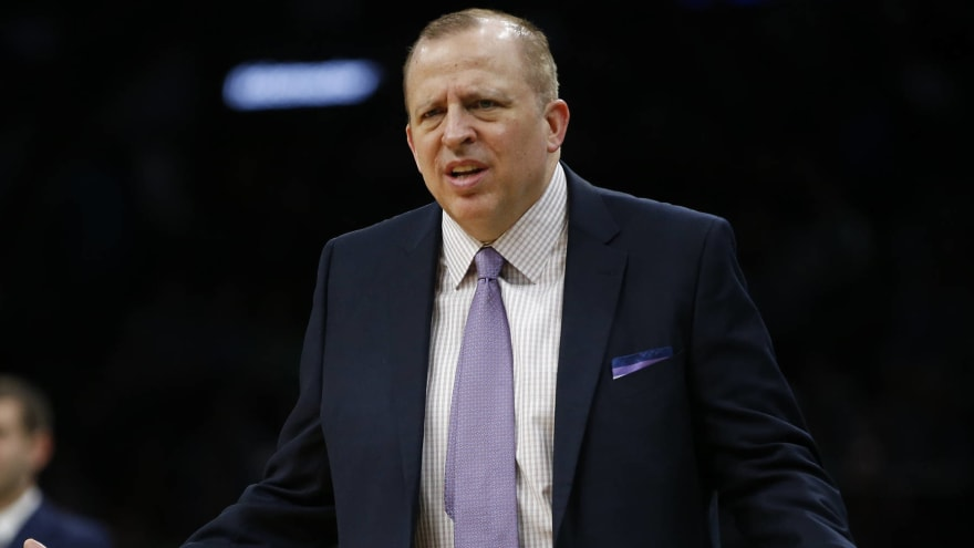 Report: Jeff Van Gundy, Tom Thibodeau, Mark Jackson on Knicks' short list for head coach