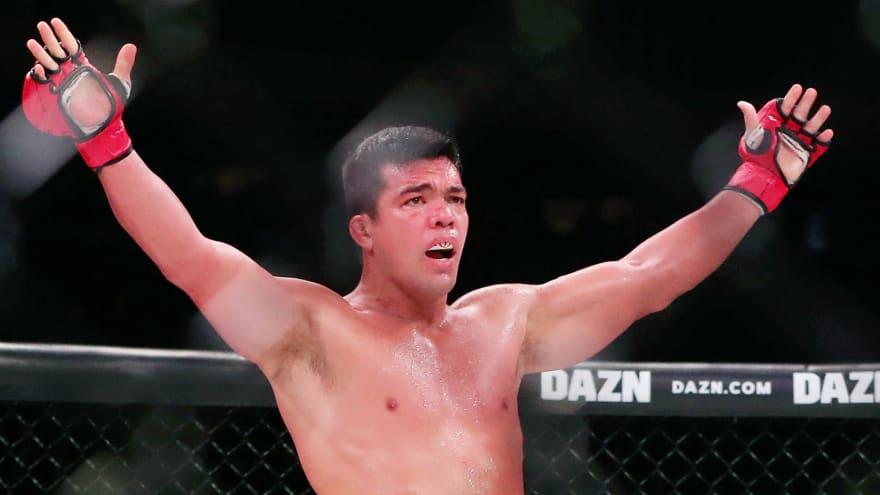 Lyoto Machida beats Chael Sonnen with two big flying knees