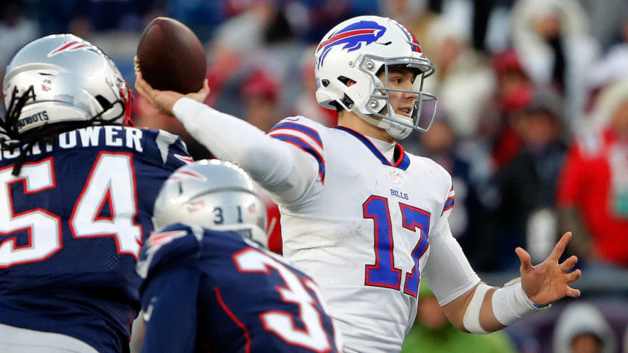 Why the Bills — yes, the Bills! — are a stealth playoff contender