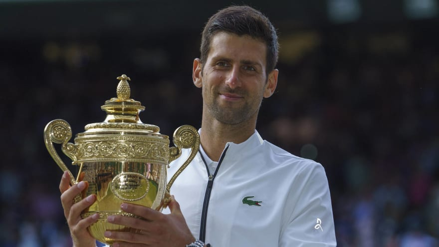 Why Novak Djokovic will finish as the all-time Grand Slam leader