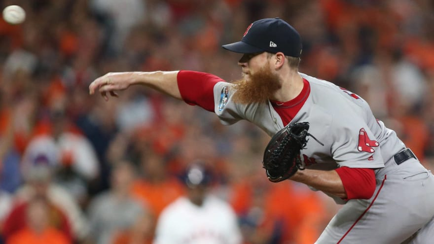 Twins reportedly could have interest in reliever Craig Kimbrel