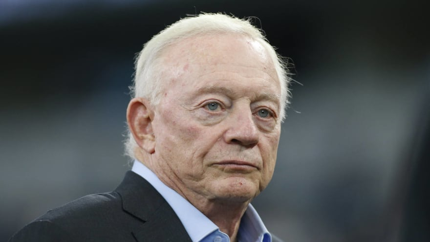 Jerry Jones throws Taco Charlton under the bus after waiving him