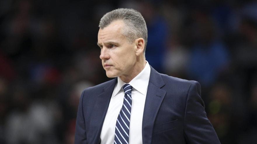 Thunder GM indicates head coach Billy Donovan's job is safe