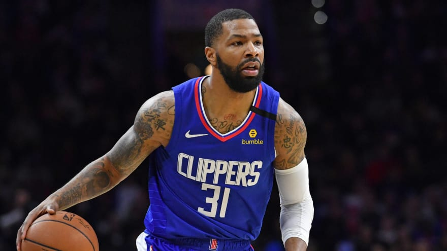 Marcus Markieff Morris Join Teammates In Orlando Bubble Yardbarker