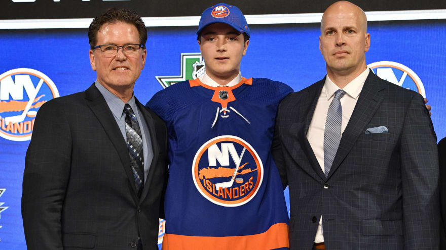 2018 first-round pick Noah Dobson may be ready to join Islanders